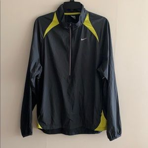 Nike Plus Running Windbreaker Large